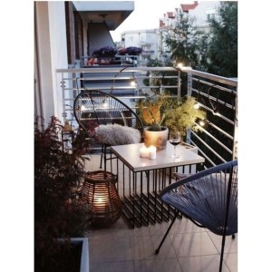 Incredible Small Apartment Balcony Design Ideas On A Budget To Try Asap 04