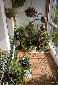 Incredible Small Apartment Balcony Design Ideas On A Budget To Try Asap 20