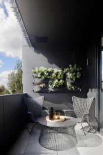 Incredible Small Apartment Balcony Design Ideas On A Budget To Try Asap 48