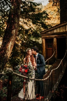 Inspiring Tree House Design Ideas For Wedding To Have 07