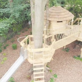 Inspiring Tree House Design Ideas For Wedding To Have 11
