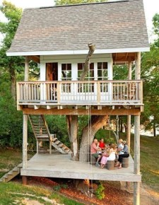 Inspiring Tree House Design Ideas For Wedding To Have 12