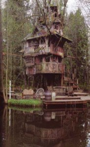 Inspiring Tree House Design Ideas For Wedding To Have 20