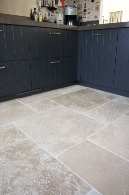 Lovely Floor Kitchen Tile Design Ideas That Make You Amazed 16