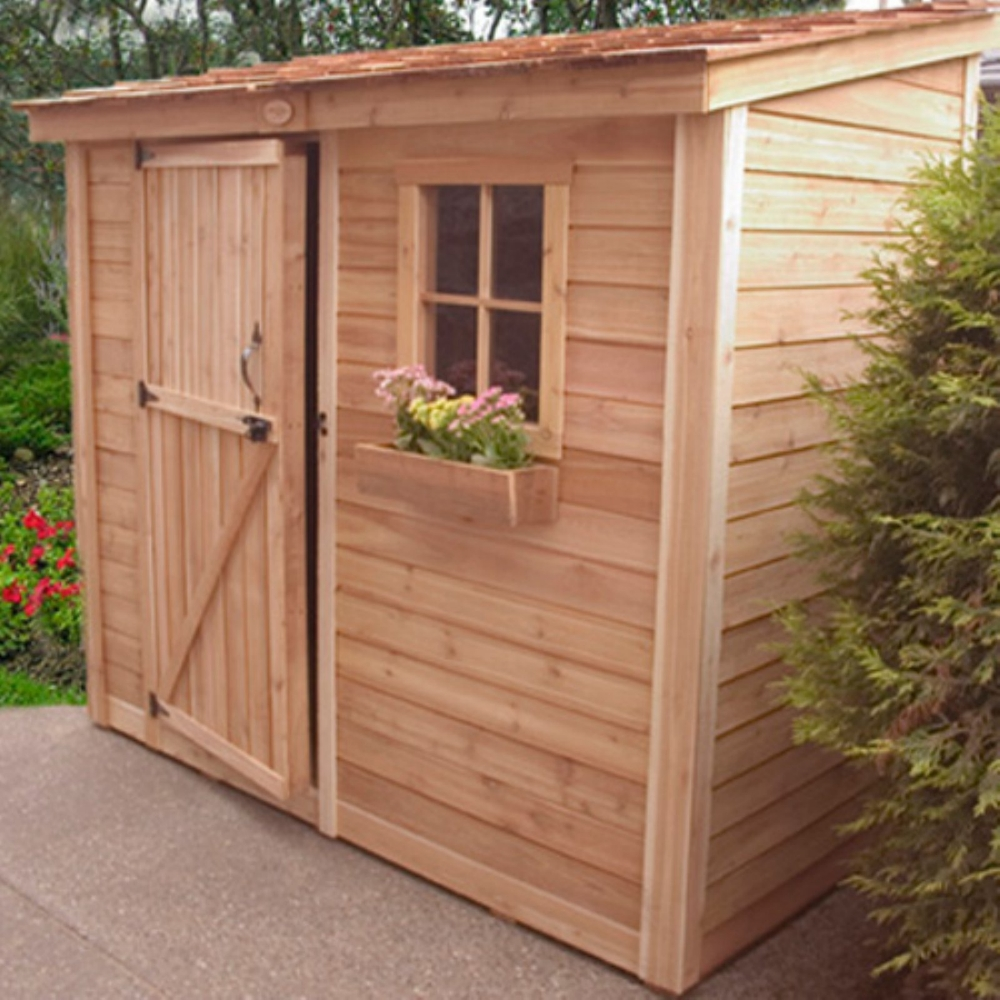Marvelous Diy Backyard Shed Design Ideas That You Have To Know 09