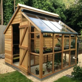 Marvelous Diy Backyard Shed Design Ideas That You Have To Know 17