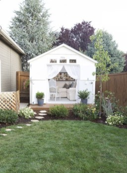Marvelous Diy Backyard Shed Design Ideas That You Have To Know 24