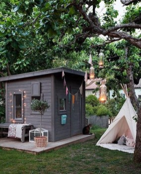 Marvelous Diy Backyard Shed Design Ideas That You Have To Know 27