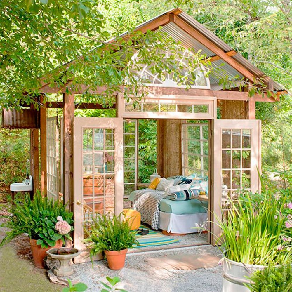Marvelous Diy Backyard Shed Design Ideas That You Have To Know 30