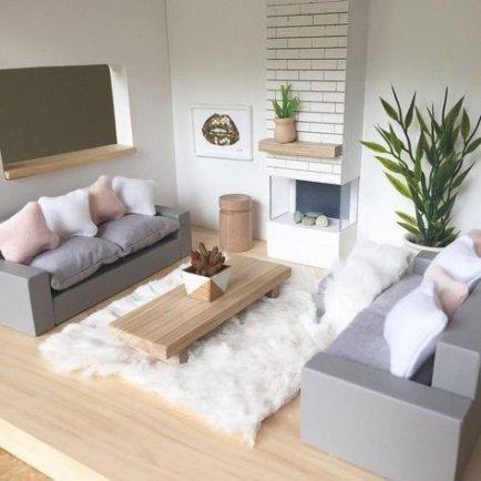 Modern Diy Craft Design Ideas For Beautiful Living Room Design 17