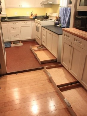 Perfect Hidden Storage Design Ideas For Best Kitchen To Try Asap 26