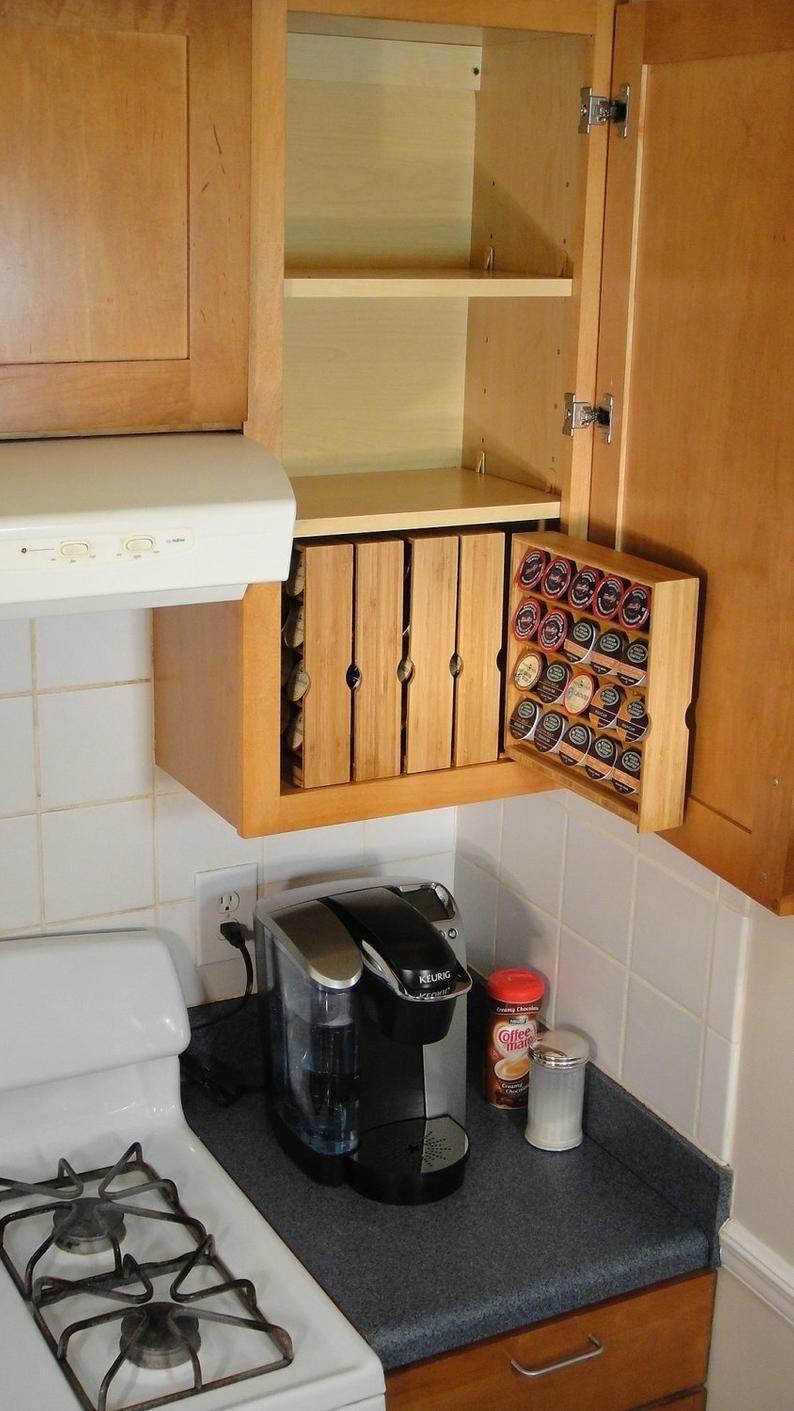 Perfect Hidden Storage Design Ideas For Best Kitchen To Try Asap 31