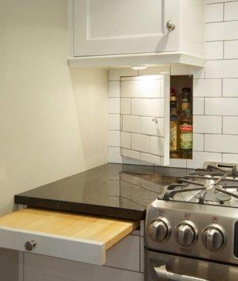Perfect Hidden Storage Design Ideas For Best Kitchen To Try Asap 35