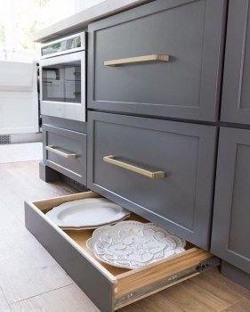 Perfect Hidden Storage Design Ideas For Best Kitchen To Try Asap 38