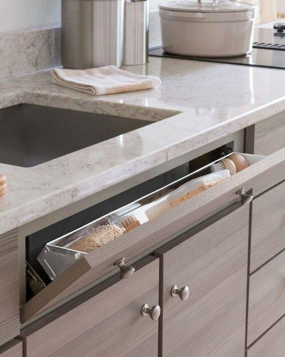 Perfect Hidden Storage Design Ideas For Best Kitchen To Try Asap 39