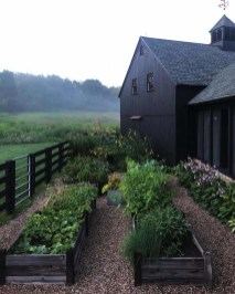 Rustic Vegetable Garden Design Ideas For Your Backyard Inspiration 02