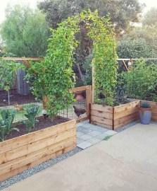 Rustic Vegetable Garden Design Ideas For Your Backyard Inspiration 47