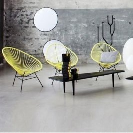 Stylish Acapulco Chairs Design Ideas For Relaxing Everytime 20