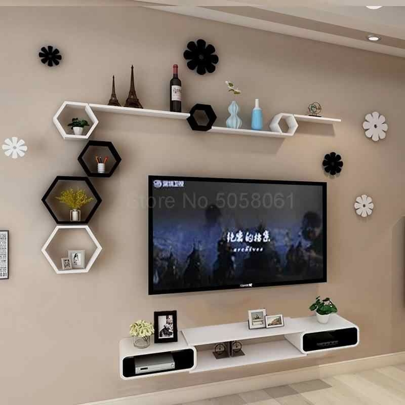 Stylish Bedroom Design Ideas With Tv Wall To Try Asap 01