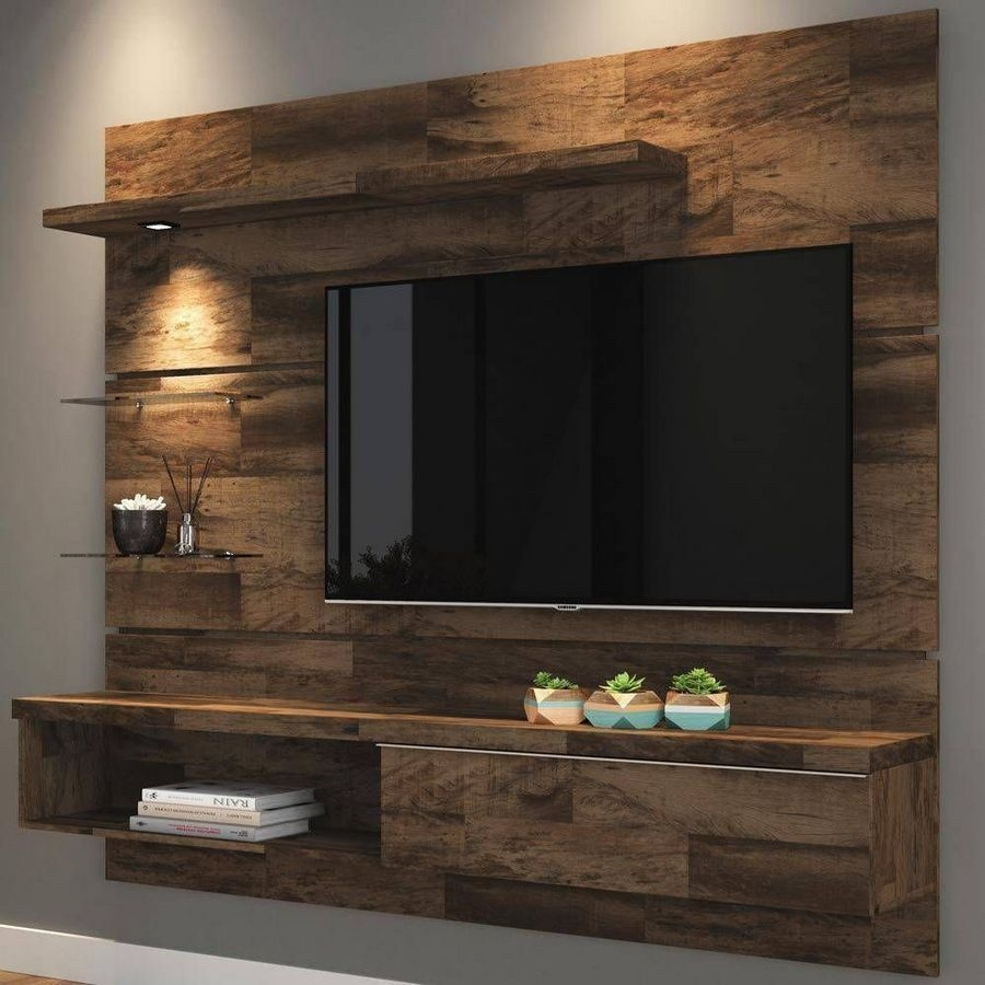 Stylish Bedroom Design Ideas With Tv Wall To Try Asap 04