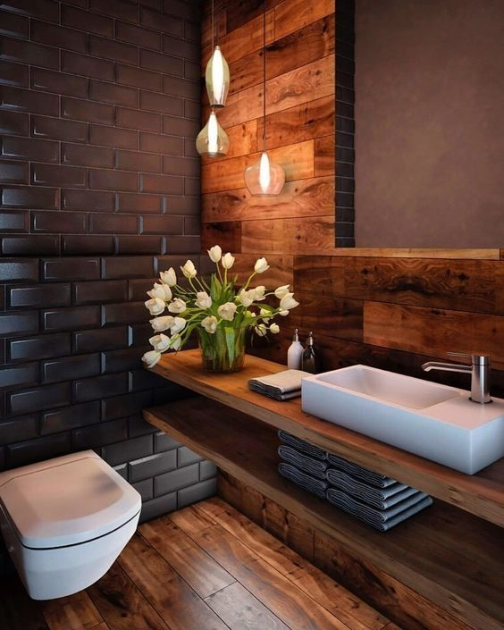 Top Bathrooms Design Ideas With Original Interiors To Try Asap 37