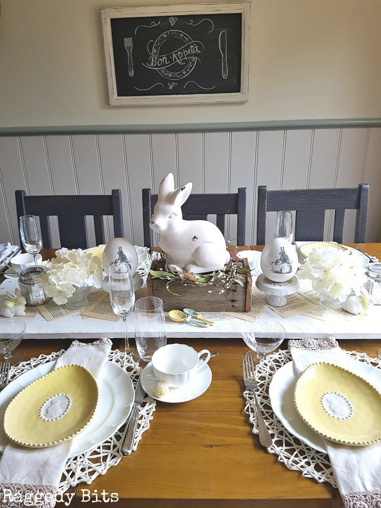 Wonderful Easter Home Design Ideas That You Have To Copy 17