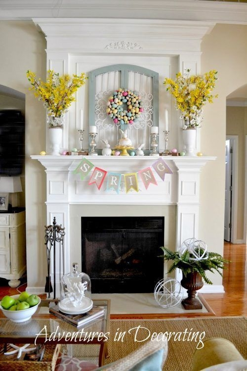 Wonderful Easter Home Design Ideas That You Have To Copy 41