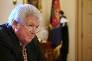 Ex-House Speaker J. Dennis Hastert