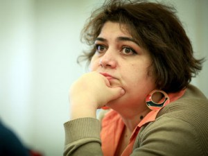 Azerbaijani journalist Khadija Ismayilova