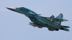 Sukhoi Su-34 jet fighter REUTERS/Denis Sinyakov (RUSSIA) - RTR1T158