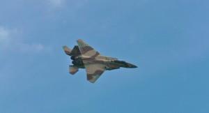 israel jet shotdown