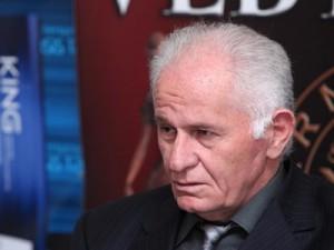 SDHP (SDHK) member, former deputy minister of defense Vahan Shirkhanyan guest in Hayatsq press club