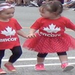 Video: Canada Day 2016 Celebration from Vancouver to Whistler