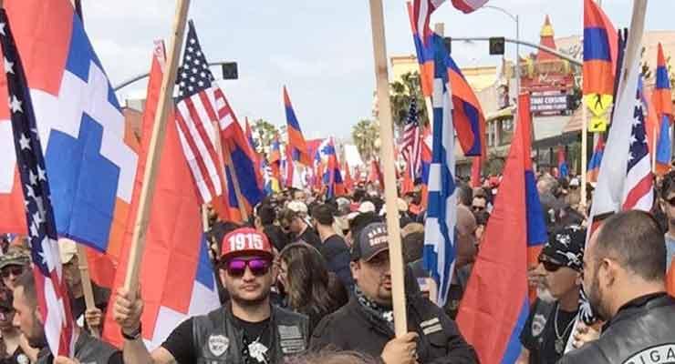 Armenian Genocide March