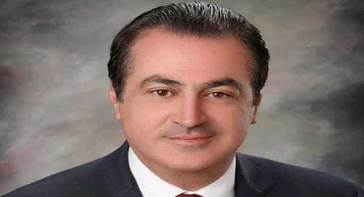 Vartan Gharpetian elected Glendale mayor