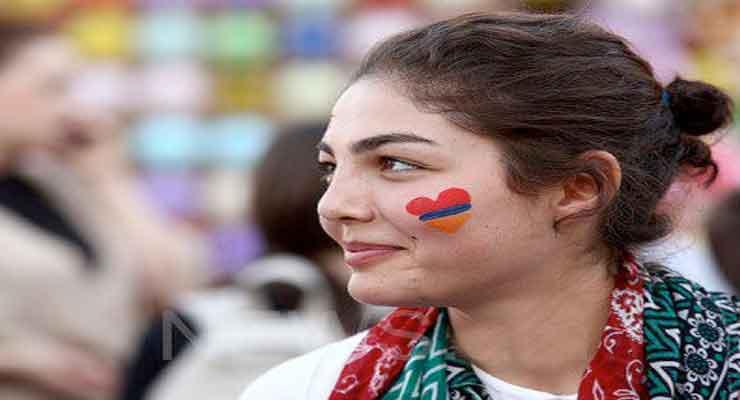 armenian women