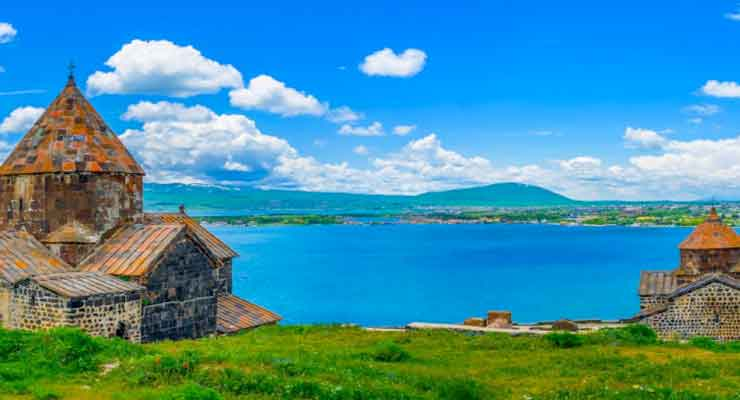 Lake Sevan listed as affordable tourist destination in Europe