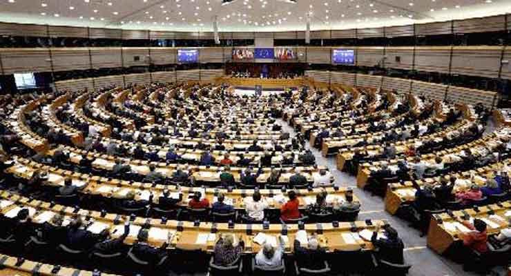 """EU Parliament adopts  recognizing the """"Nagorno-Karabakh region"""""""