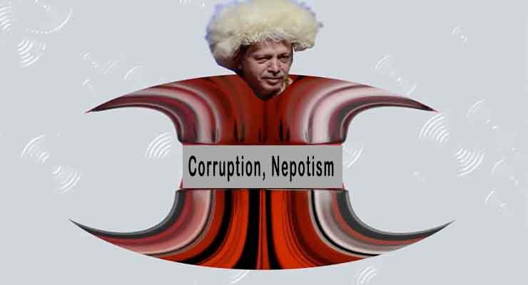 Erdogan corruption