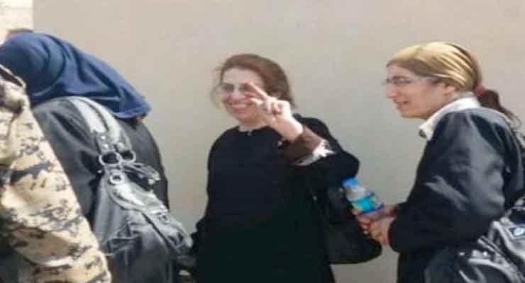 Armenian families freed