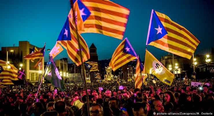 Catalonia, Madrid ramp up rhetoric