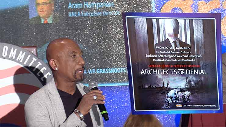 """Architects of Denial"" Montel Williams"