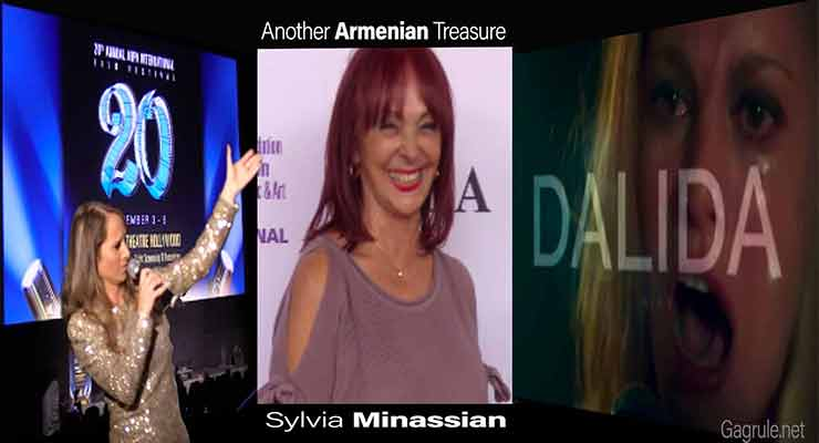 Sylvia Minassian the Founder of Arpa International Film Festival,