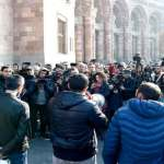 Armenian civic group protests ban on import of RHD cars