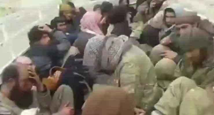 ISIS officially surrenders