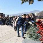 In Stepanakert (Artsakh), commemoration of the 30th anniversary of the Sumgait massacres