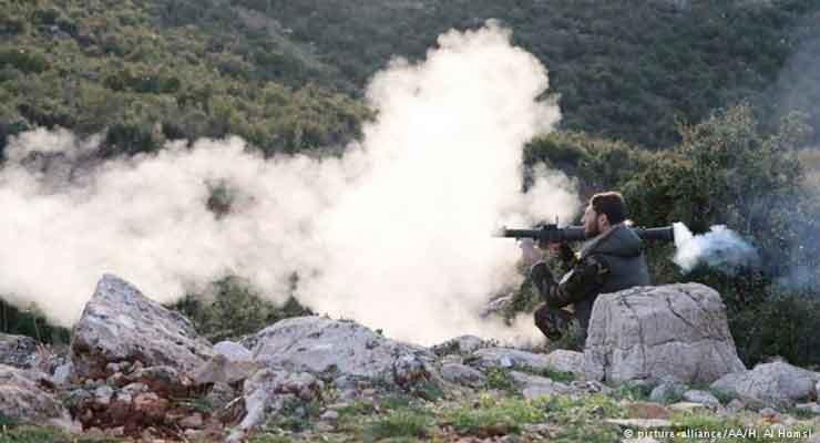 Syrian army to help Kurdish forces