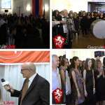 "Montebello: AYF Armenian Youth Federation Alumni Reunion Event over 650 attendees ""Video"""