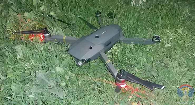 Azerbaijani drone