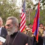 Los Angeles over 5000 American Armenian has come together at Verdugo Park celebrating the 30th Anniversary of Artsakh's liberation, VIDEO